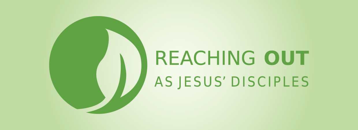 Reaching out as Jesus' disciples