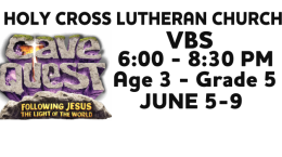 VBS 2016 - Image for Slider Banner on Website - Created in banners on the cheap website